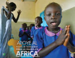 Support the Solidarity Fund for the Church in African - Poster Spanish