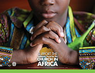 Solidarity Fund for the Church in Africa 2019 - Poster