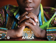 Solidarity Fund for the Church in Africa 2019 - Poster Spanish