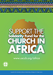 Solidarity Fund for the Church in Africa 2019 - Ad Color