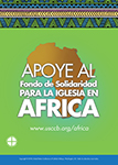 Solidarity Fund for the Church in Africa 2019 - Ad Color Spanish