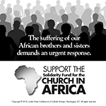 Solidarity Fund for the Church in Africa 2019 - Clip art 2