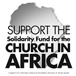 Solidarity Fund for the Church in Africa 2019 - Clip art