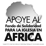 Solidarity Fund for the Church in Africa 2019 - Clip art Spanish