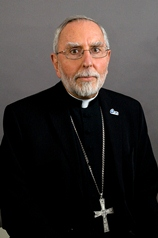 Bishop Gerald F. Kicanas of Tucson, Chairman of the Board of Catholic Relief Services. Photo courtesy CRS.