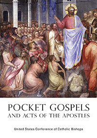 Book - Pocket Gospels and Acts of the Apostles