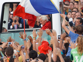 pope-benedict-xvi-popemobile-at-world-youth-day-in-2011-cns-paul-haring