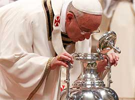 The Roman Missal and the Chrism Mass