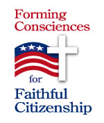 Image result for forming consciences for faithful citizenship pdf