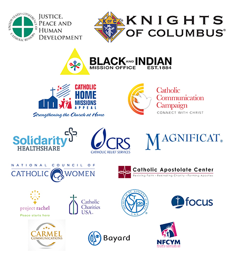 We thank all of these sponsors of the Convocation.