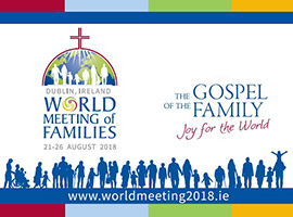 Word Meeting of Families 2018 logo