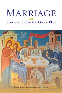 pastoral letter marriage love and life in the divine plan cover