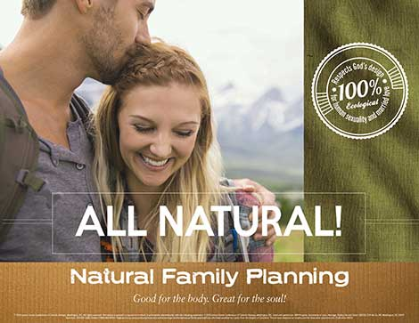 The theme for Natural Family Planning Week 2015 is