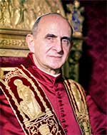 Blessed Paul VI. CNS Photo