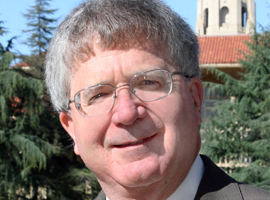 Professor Michael McConnell is director of the Constitutional Law Center at Stanford University. (Photo courtesy of Michael McConnell)