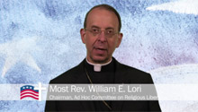 Archbishop Llori on religious liberty