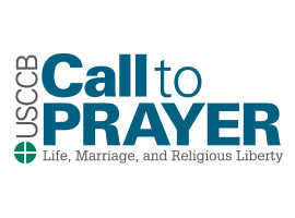 Call to Prayer English logo-montage