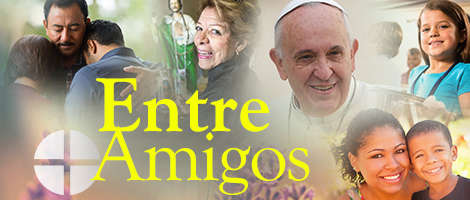 """Entre Amigos"" is a monthly column with a Latino flavor available in English and Spanish and reflecting the communications style that is typical of Latinos when they are speaking"