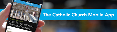 The Catholic Church mobile app.