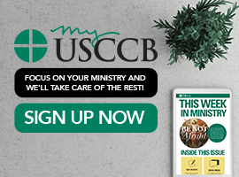 This Week in Ministry -20171001 - myUSCCB Ad