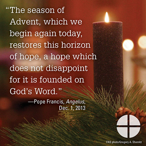 Advent - The season of Advent panel