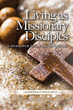 Living as Missionary Disciples Book Cover