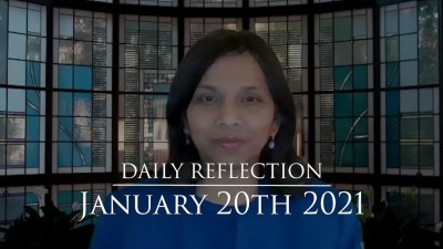 2021 01 20 Reflection 313