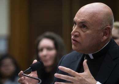 U.S. Bishops' Migration Committee Chairman Expresses Disappointment that Low Refugee Admissions Goal Remains