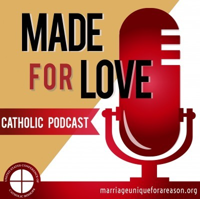 """Made for Love"" podcast logo"