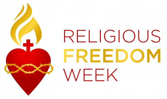 Religious Freedom Week Logo