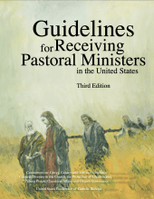 GUIDELINES FOR RECEIVING PASTORAL MINISTERS IN THE UNITED STATES