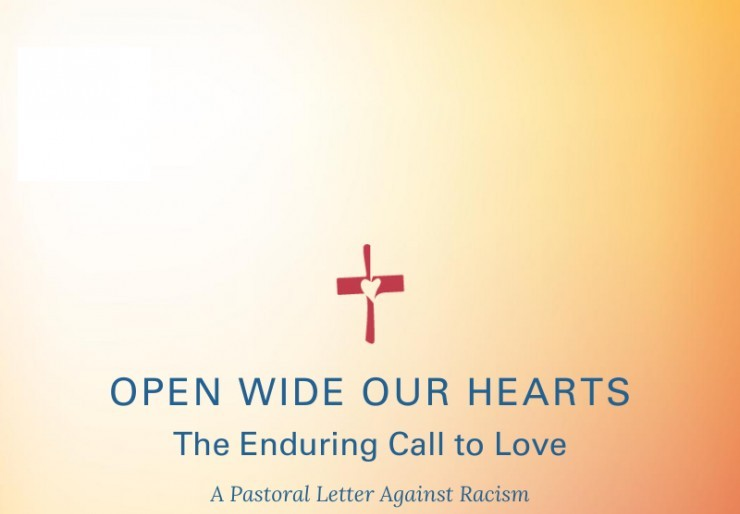Open Wide Our Hearts Cover Image