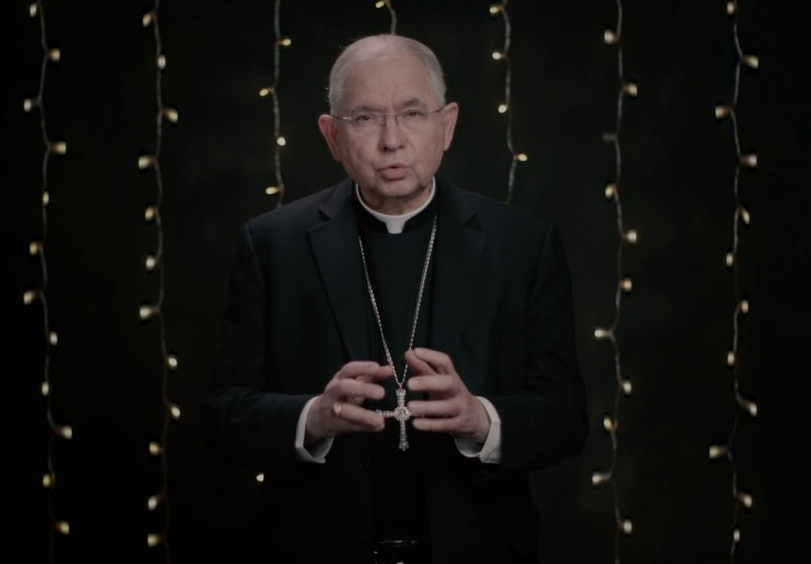 Archbishop José Gomez, USCCB President, Christmas Message
