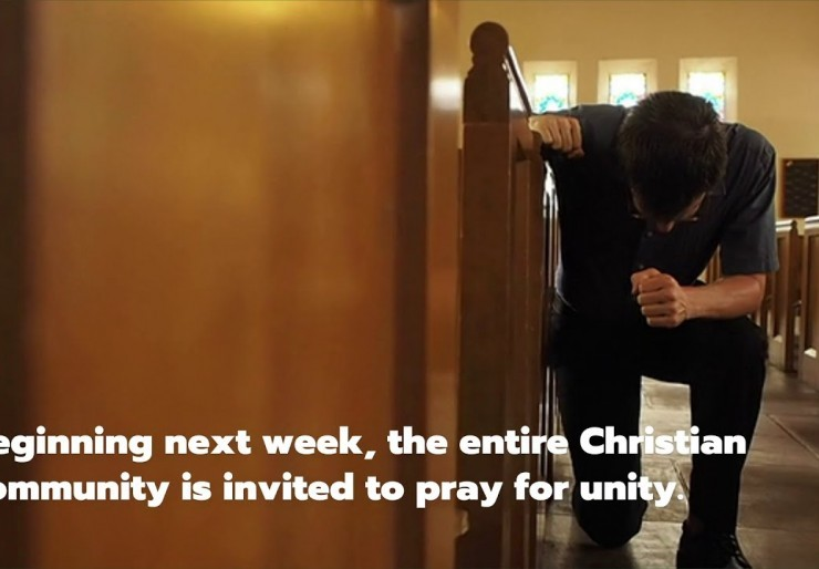 Week of Prayer for Christian Unity 2021
