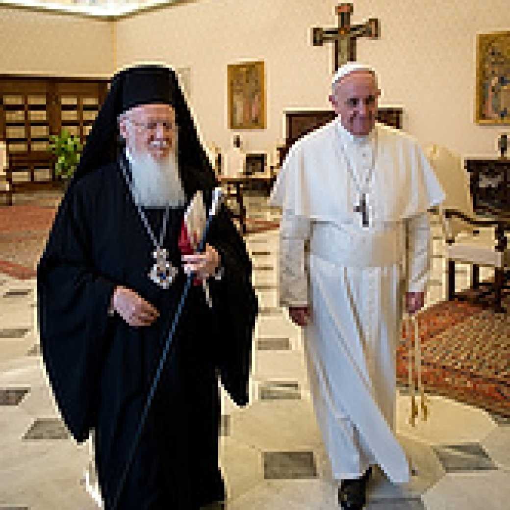 pope-francis-and-patriarch-bartholomew