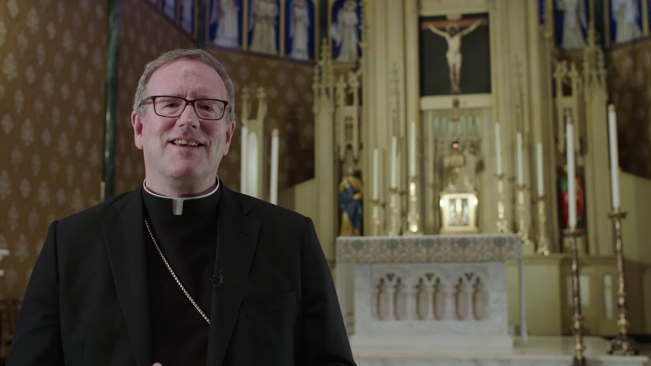 Welcome Message from Bishop Barron, Chairman, Committee on Evangelization and Catechesis
