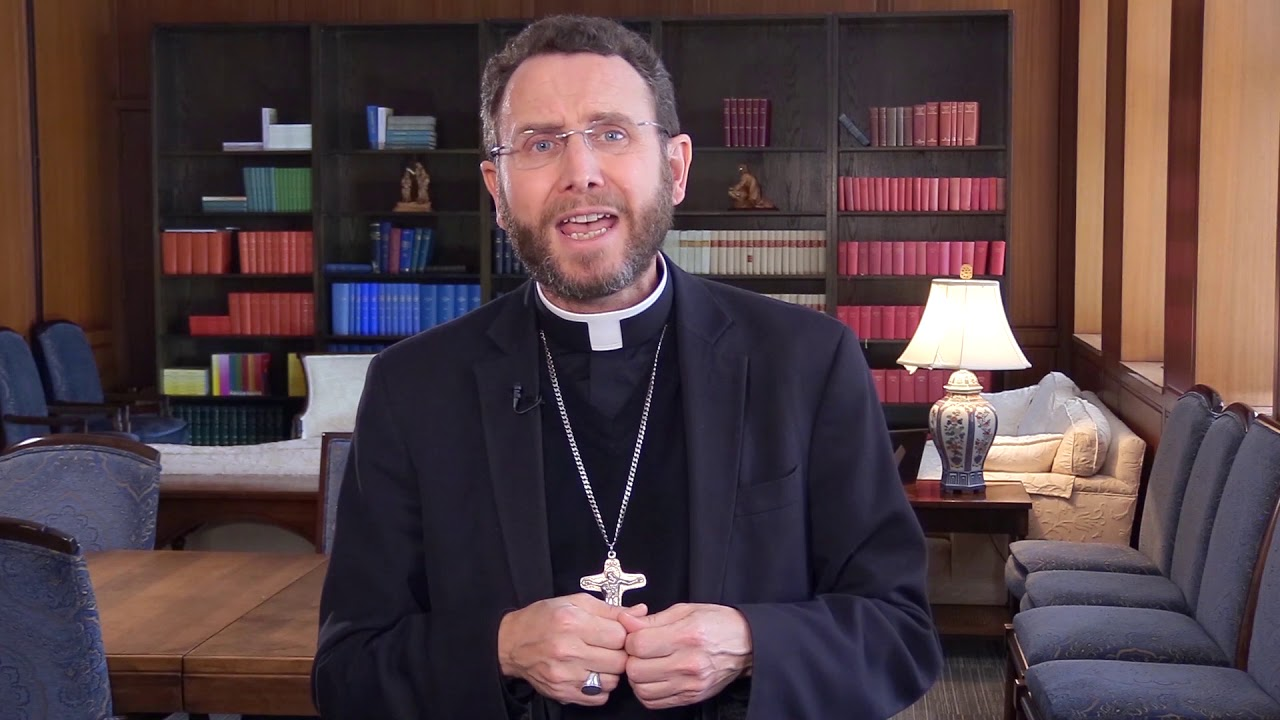 Welcome Message from Bishop Cozzens
