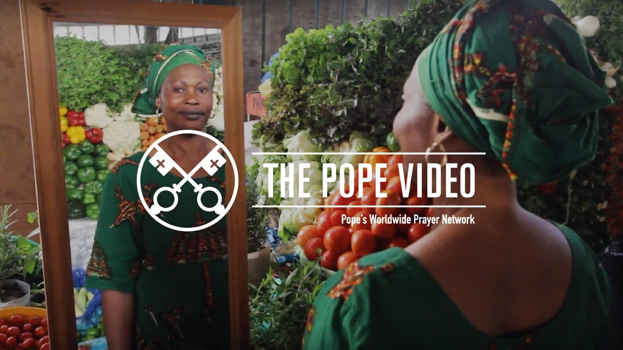 Christians in Africa - The Pope Video - May 2017