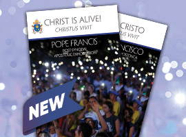 Pope Francis' Apostolic Exhortation Book Cover