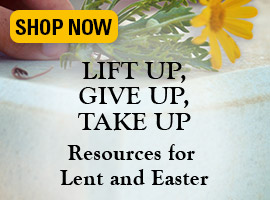 Lent Resources Ad